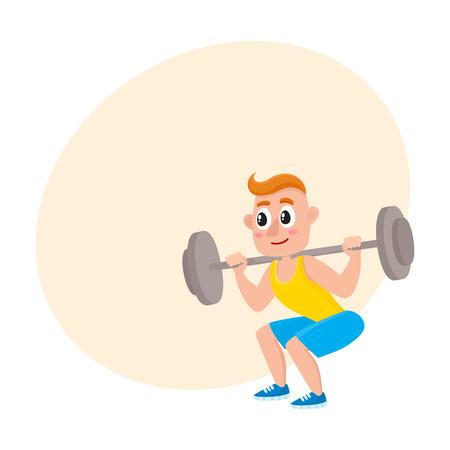 Image result for cartoon squat